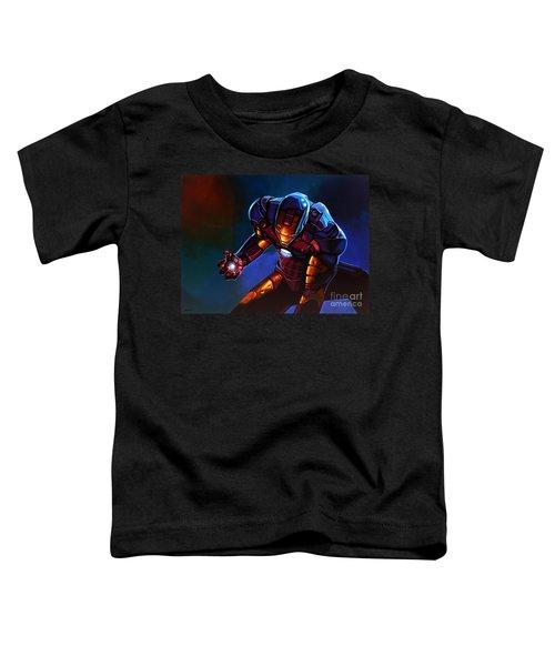 Iron Man Toddler T-Shirt