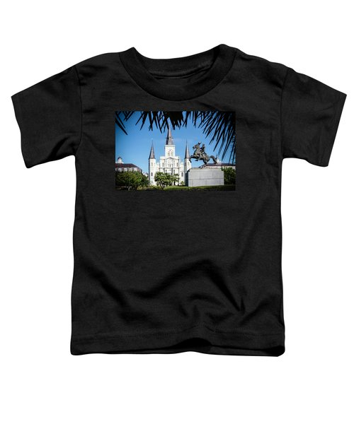 Jackson Square Toddler T-Shirt