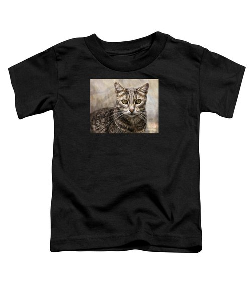 Janie's Kitty Toddler T-Shirt