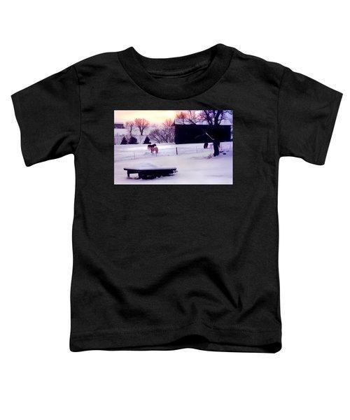 January At Jackson's Toddler T-Shirt