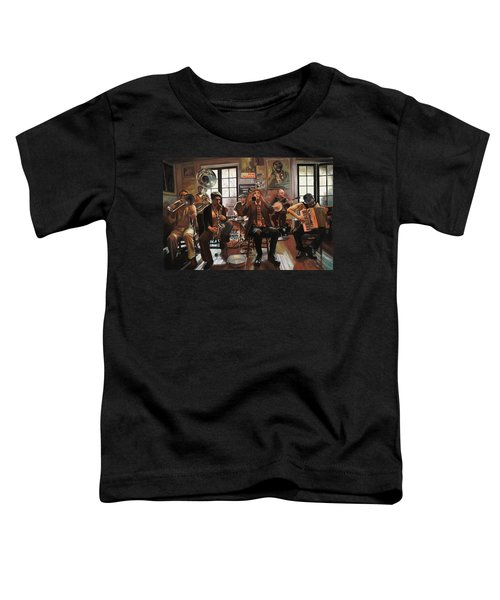 Jazz A 7 Toddler T-Shirt