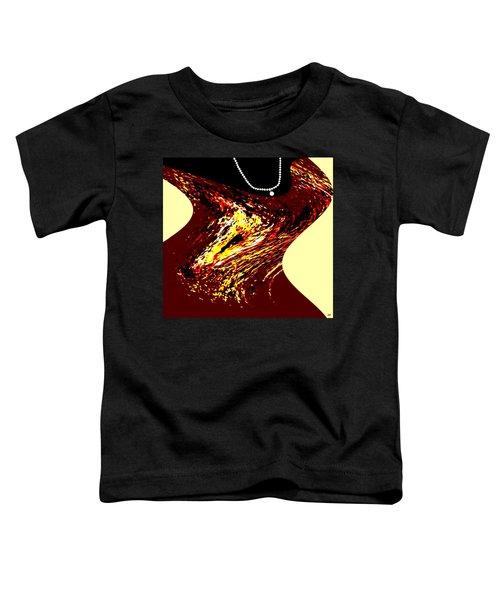 Jazz Singer Toddler T-Shirt