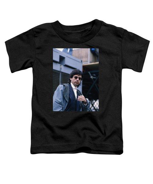 Jean Michel Jarre Toddler T-Shirt