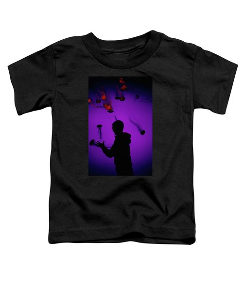 Jellyfish And I  Toddler T-Shirt