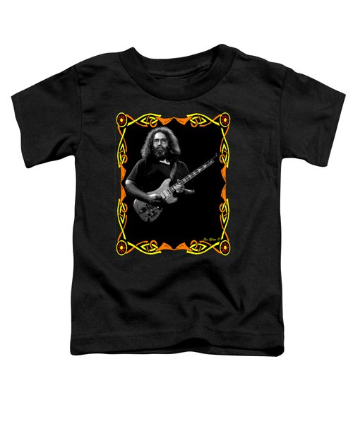 Jerry Frame #4 Toddler T-Shirt