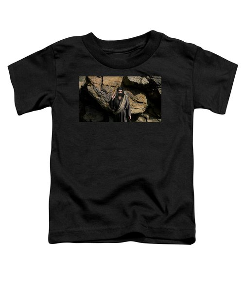 Jesus Christ- Be Blessed And Prosper Toddler T-Shirt