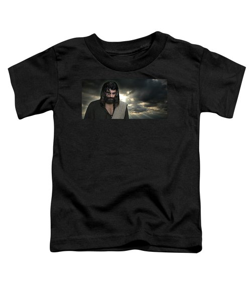 Jesus- Will You Hear Me Shout Come Up Toddler T-Shirt