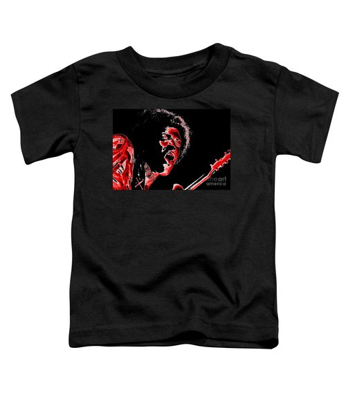 Jimi Toddler T-Shirt