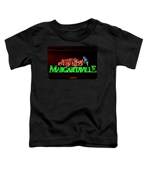 Jimmy Buffett's Margaritaville Toddler T-Shirt