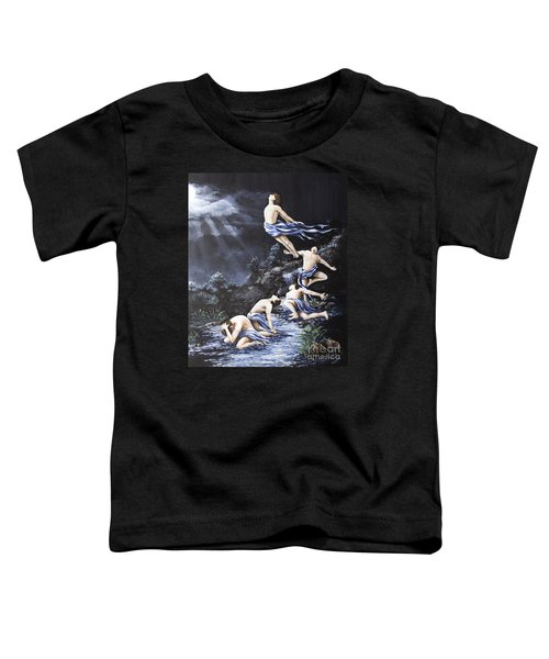 Journey Into Self Male Toddler T-Shirt