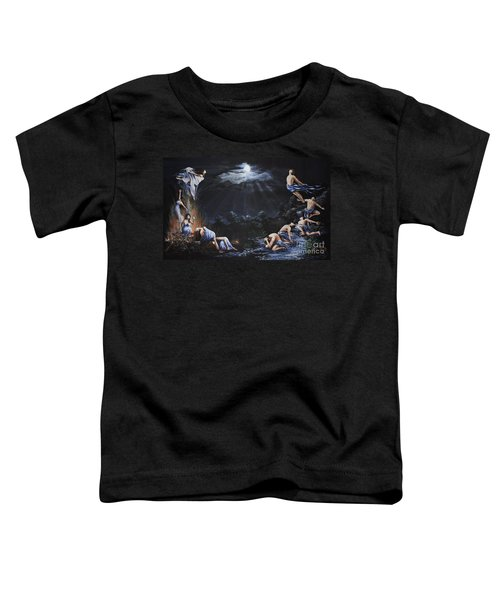 Journey Into Self Toddler T-Shirt