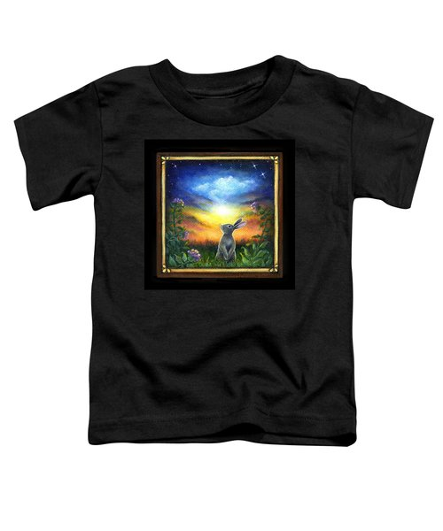 Joy Comes In The Morning Toddler T-Shirt