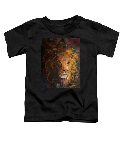 Jungle Lion Toddler T-Shirt