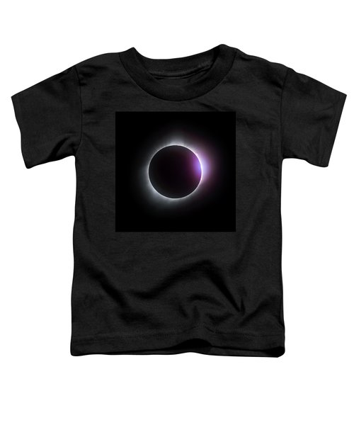 Just After Totality - Solar Eclipse August 21, 2017 Toddler T-Shirt