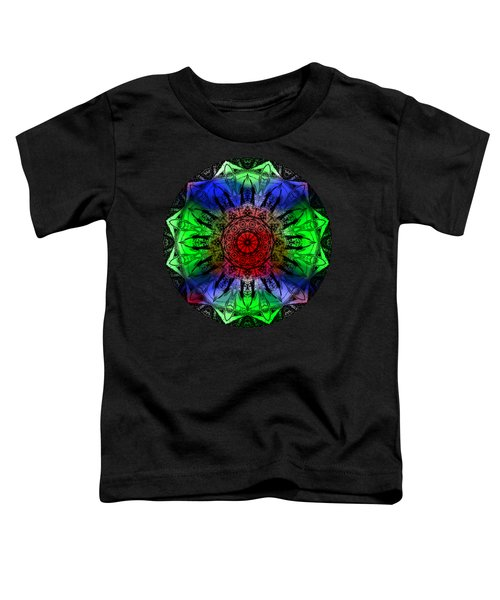 Kaleidoscope Toddler T-Shirt