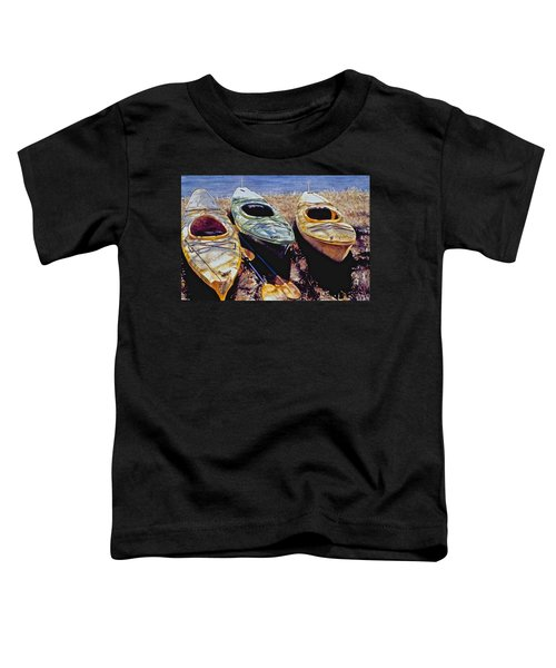 Kayaks Toddler T-Shirt