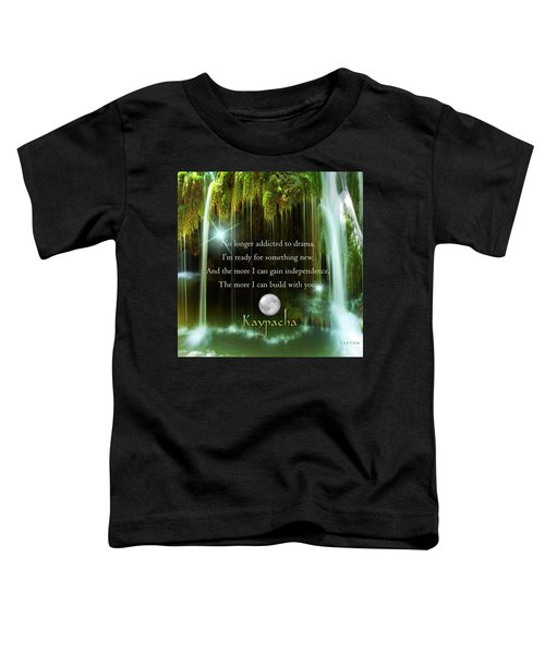 Kaypacha - November 10, 2016 Toddler T-Shirt
