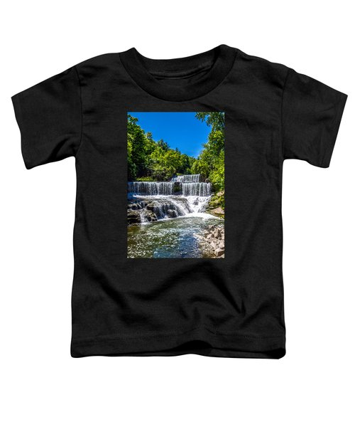 Keuka Outlet Waterfall Toddler T-Shirt