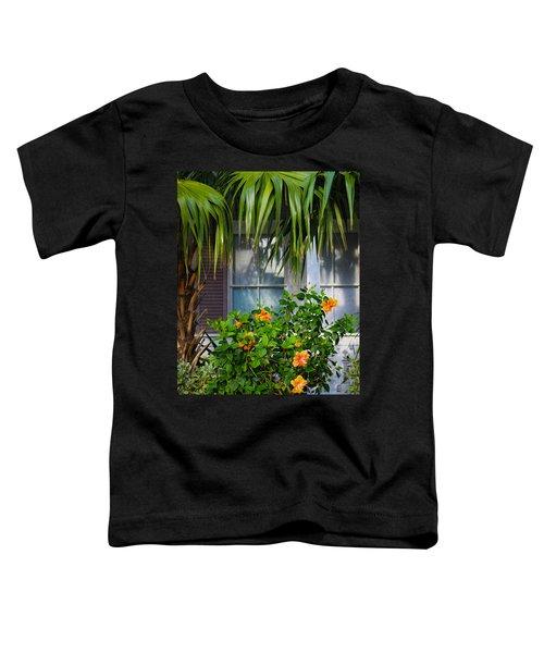 Key West Garden Toddler T-Shirt
