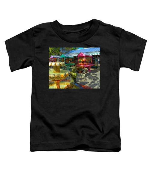 Key West Mallory Square Toddler T-Shirt
