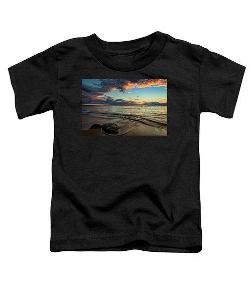 Kihei, Maui Sunset Toddler T-Shirt