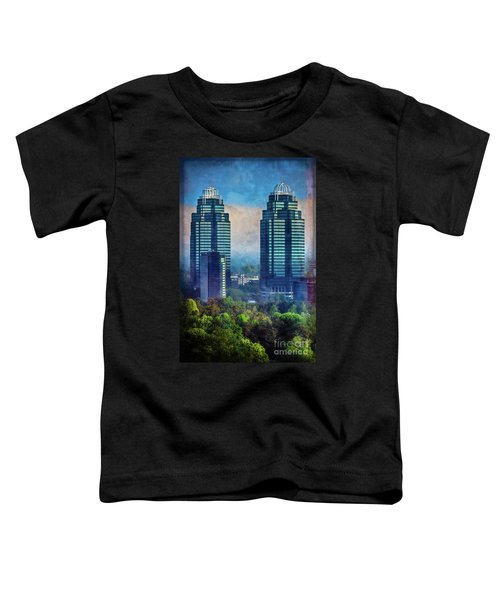 King And Queen Buildings Toddler T-Shirt
