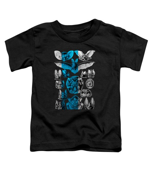 Kingdom Of The Silver Bats Toddler T-Shirt by Serge Averbukh