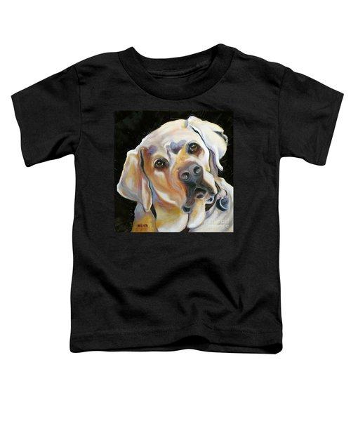 Kissably Close Lab Toddler T-Shirt