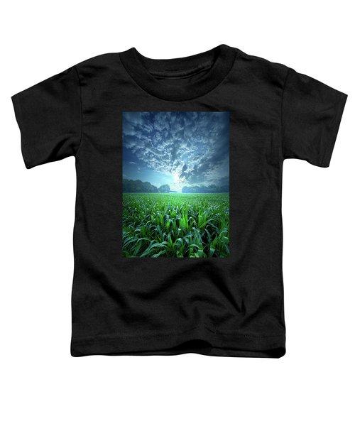 Knee High Toddler T-Shirt