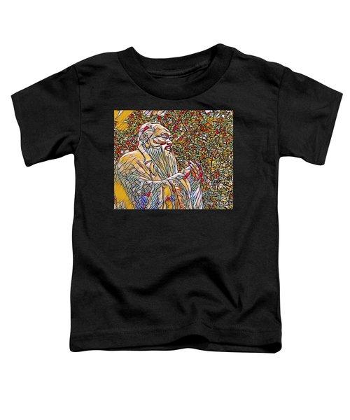 Kong Qiu Toddler T-Shirt