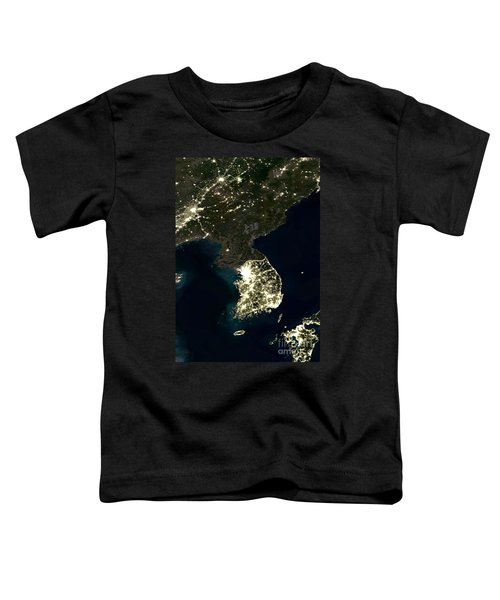 Korean Peninsula Toddler T-Shirt