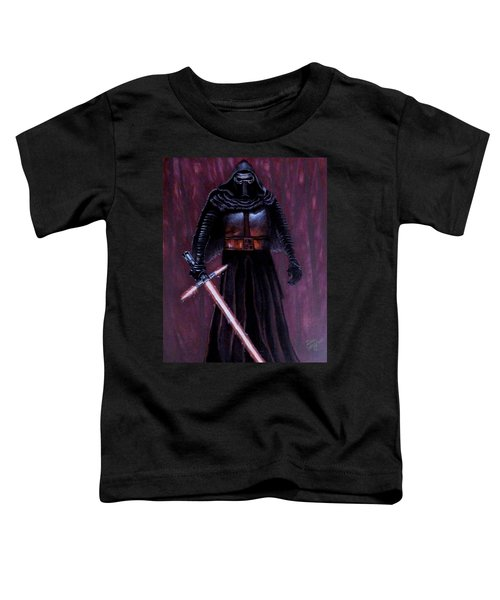 Kylo In Red Toddler T-Shirt