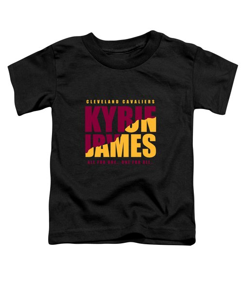Kyriebron Toddler T-Shirt by Augen Baratbate