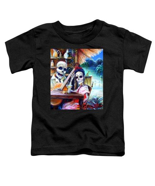 La Borracha Toddler T-Shirt by Heather Calderon