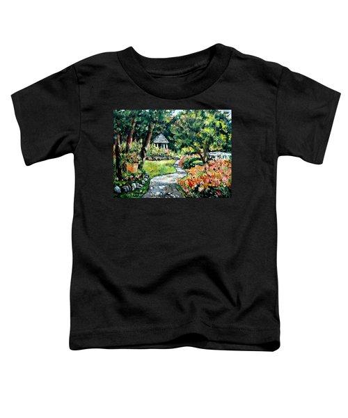 La Paloma Gardens Toddler T-Shirt