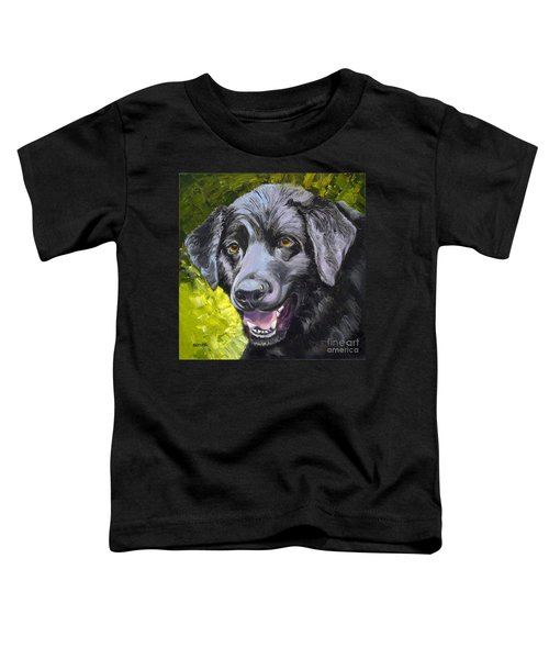 Lab Out Of The Pond Toddler T-Shirt