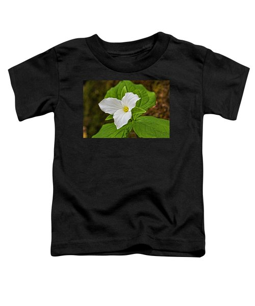 Lady In White Toddler T-Shirt