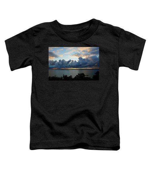 Lake Effect Sky Toddler T-Shirt
