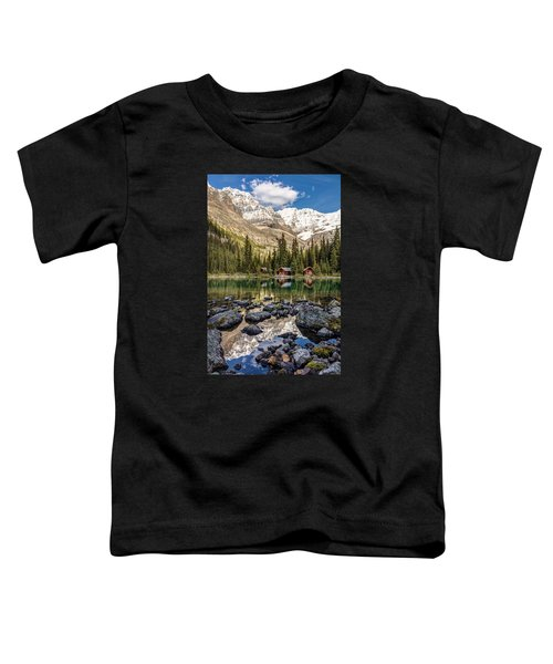 Lake O'hara Lodge Toddler T-Shirt