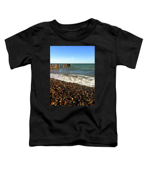Lake Superior At Whitefish Point Toddler T-Shirt