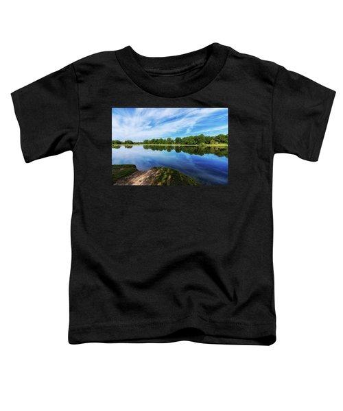 Lake View Toddler T-Shirt