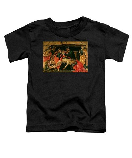 Lamentation Of Christ Toddler T-Shirt