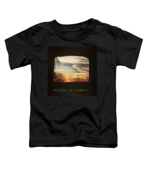 #landscape #gateway #historicalplace Toddler T-Shirt