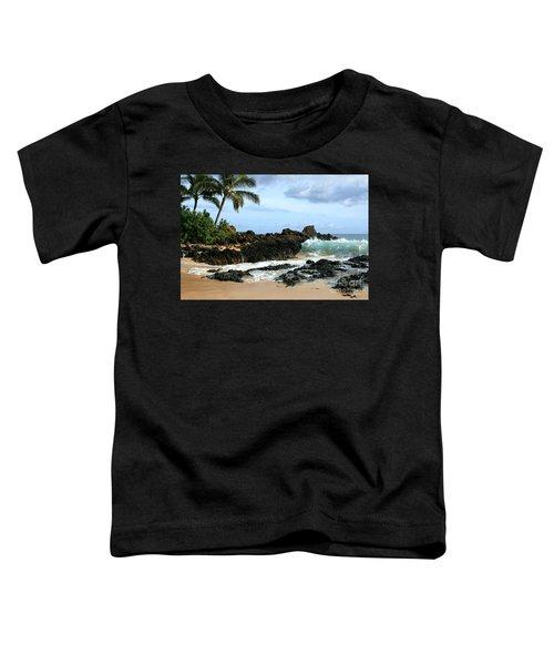 Lapiz Lazuli Stone Aloha Paako Aviaka Toddler T-Shirt