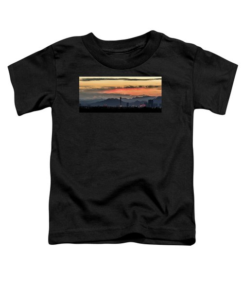 Las Vegas Sunrise July 2017 Toddler T-Shirt