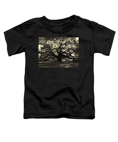 Last Angel Oak 72 Toddler T-Shirt