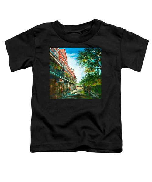 Late Afternoon On The Square Toddler T-Shirt