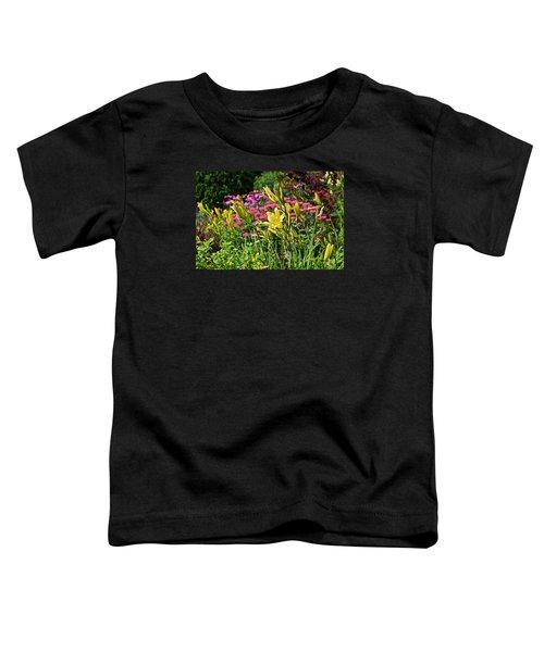 Late July Garden 1 Toddler T-Shirt