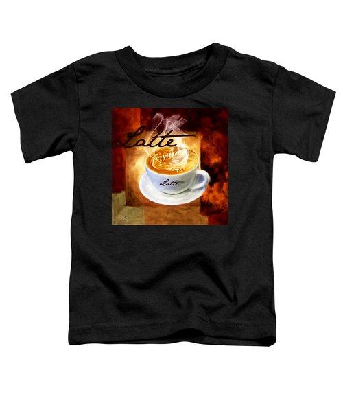 Latte Toddler T-Shirt