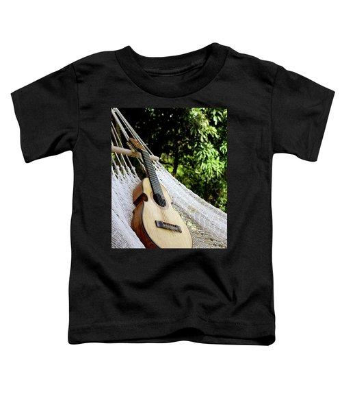 Lazy Cuatro Toddler T-Shirt